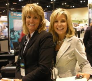 Michelle Preusser and Christine Barger, Hydro Inc.