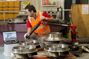 Hydro Australia - Reverse Engineering & ROMER Arm