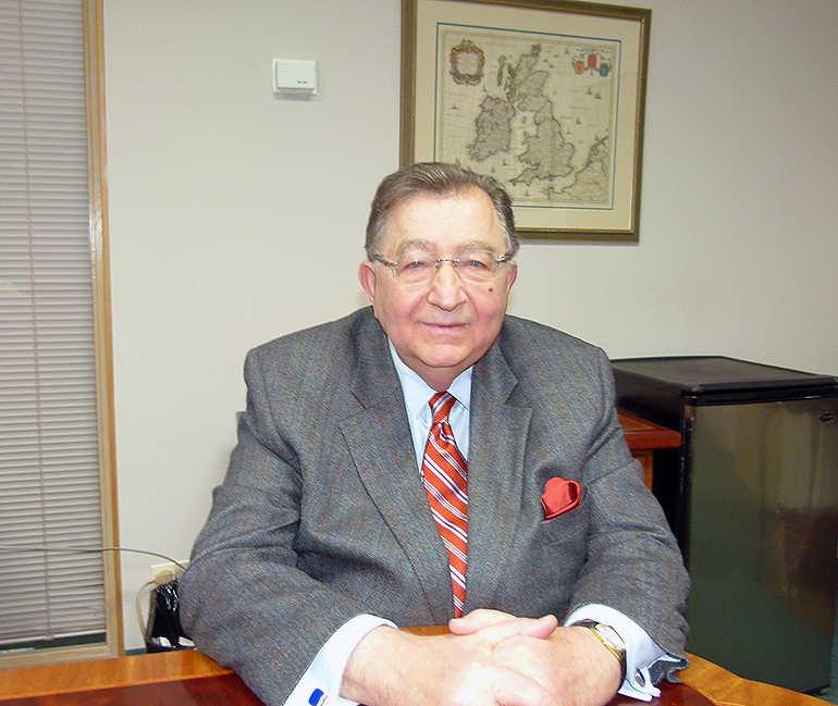 George Harris, CEO and Founder of Hydro Inc.